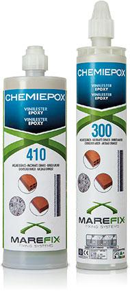 CHEMIEPOX: Epoxi Acrilato 300/410 ml.