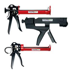 AQPI: Pistolas mortero / Guns / Pistolets
