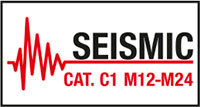 SEISMIC CAT.C1 M12-M24