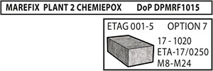 CHEMIEPOX: Datos / Data / Données