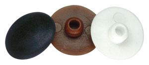TPTH: TAPON DE PVC, PARA TORNILLO HORMIGÓN THCP. PVC CAP, FOR CONCRETE SCREW THCP. CAPUCHON PVC, POR VIS À BÉTON THCP