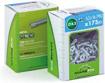 Marefix: caja con ventana TBP