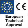 ETA-CE European Technical Approval