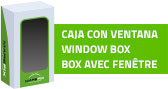 Marefix: Caja con ventana