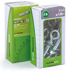 Marefix: caja con ventana AC-AR