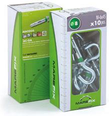 Marefix: caja con ventana AC-GA