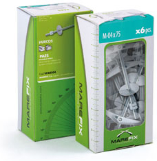 Marefix: caja con ventana PAES