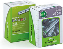 Marefix: caja con ventana AC-TO