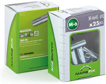 Marefix: caja con ventana AH-N