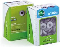 Marefix: caja con ventana AR-NE