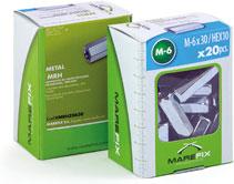 Marefix: caja con ventana MRH
