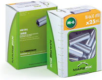 Marefix: caja con ventana MRR