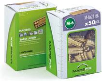 Marefix: caja con ventana TACO LATON