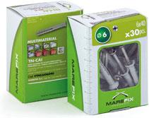 Marefix: caja con ventana TN-CAI