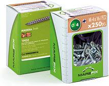 Marefix: caja con ventana TPOZ